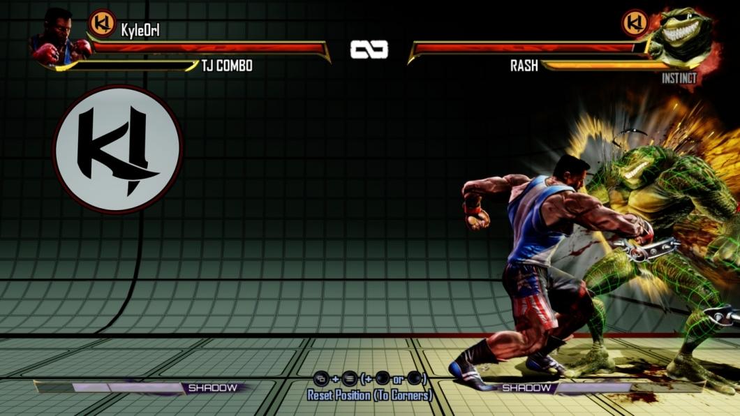 Killer Instinct no Xbox One X. Imagem: Ars Technica
