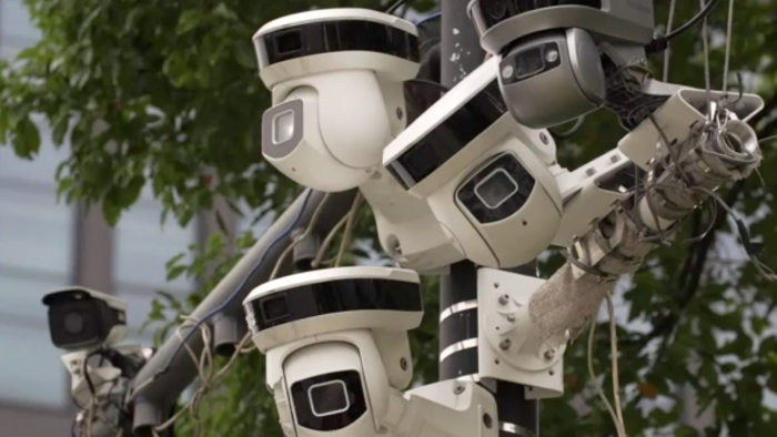 Câmeras - China
