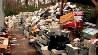 O problema do lixo eletrônico