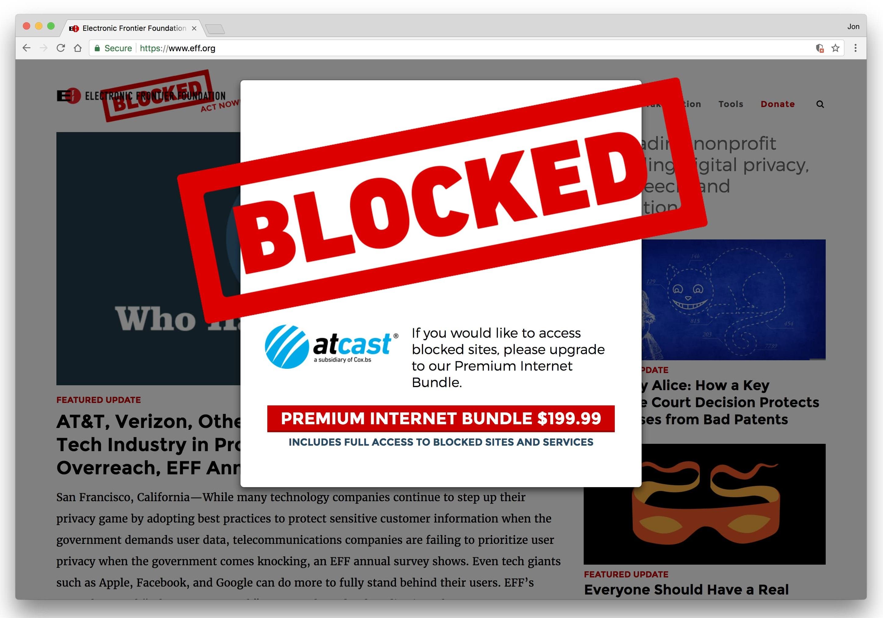 Procuradores-gerais querem reposição de neutralidade da net nos EUA