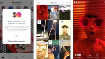 Como ver Stories antigos do Instagram [Arquivados]