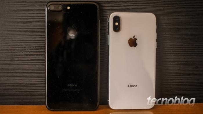d4092b745 As diferenças entre iPhone 8