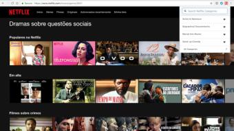 Descubra o que assistir acessando estas categorias ocultas da Netflix
