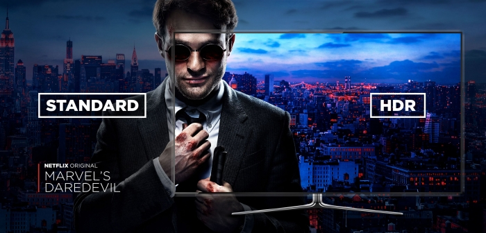 Netflix lanza streaming HDR en Windows 10