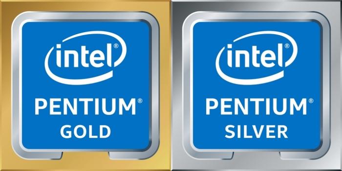 Pentium Gold, Pentium Silver