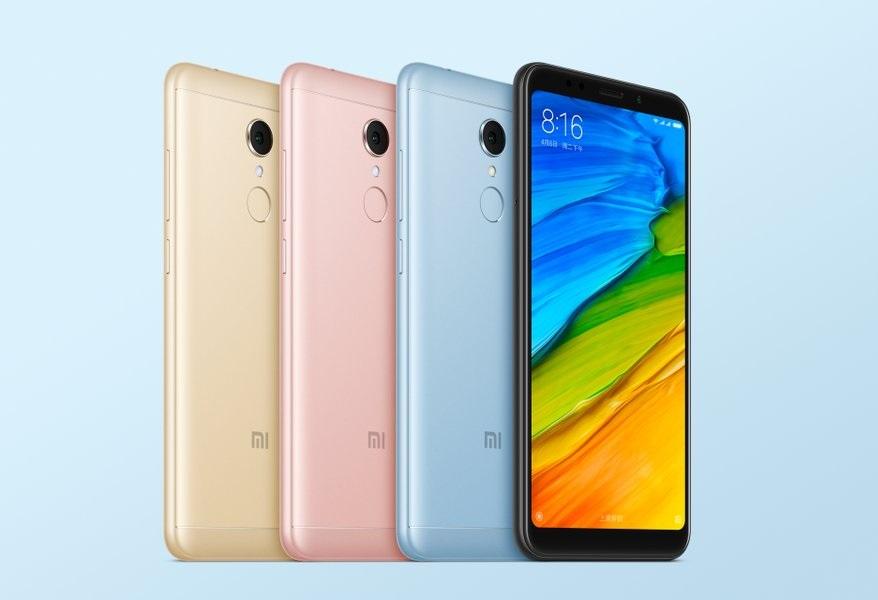Xiaomi Redmi 5 E Um Smartphone Intermediario Com Tela