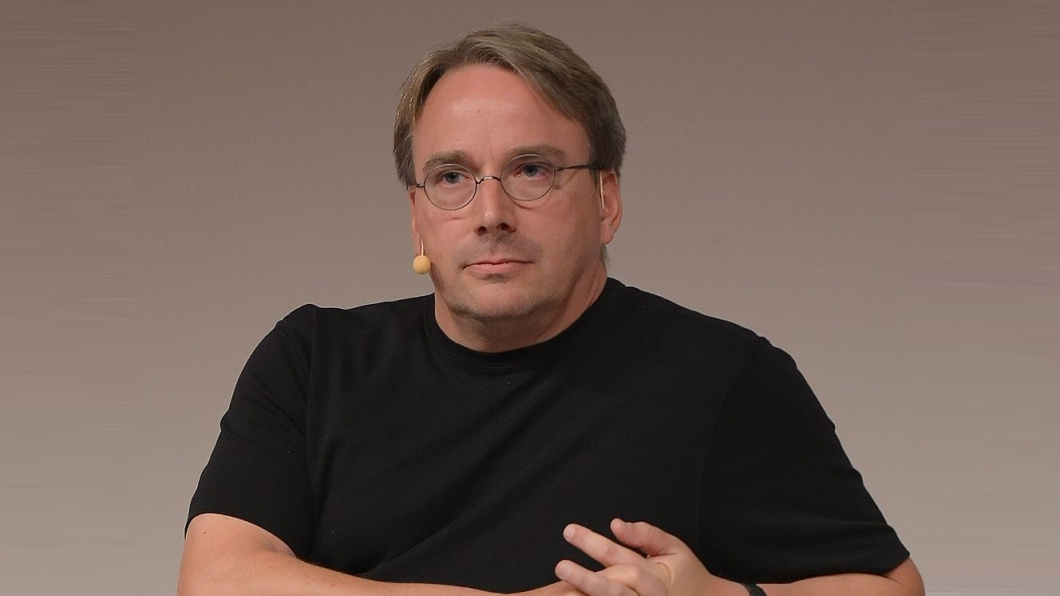 Linus Torvalds (imagem: Krd/Wikimedia)