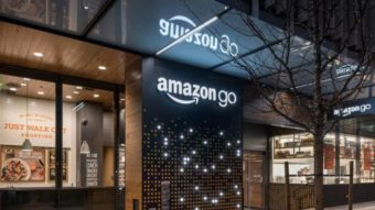 Amazon venderá tecnologia de lojas sem caixa para outras empresas