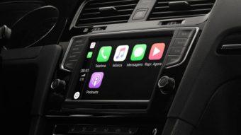 Como funciona o Apple CarPlay