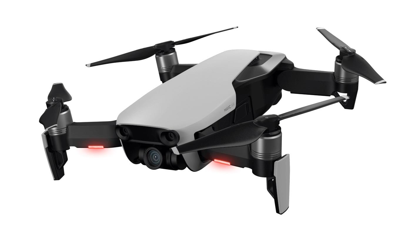 DJI Mavic Air é um drone compacto que grava vídeos em 4K - Tecnoblog