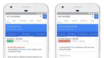 Google usa inteligência artificial para prever atrasos em voos