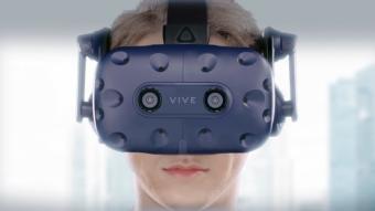 HTC Vive Pro traz mais pixels e tecnologia wireless para a realidade virtual