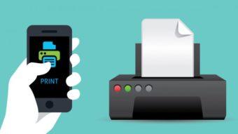 Veja como imprimir documentos ou fotos pelo celular