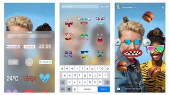 Você pode postar GIFs no Instagram Stories novamente