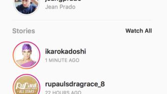 Como ver o Instagram Stories no PC ou Mac – Celular