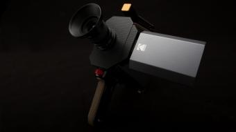 A câmera Super 8 da Kodak está prestes a ressurgir