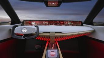 A Nissan resolveu colocar sete touchscreens dentro de um carro