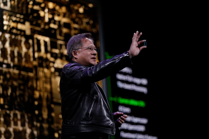 Jensen Huang, CEO da Nvidia