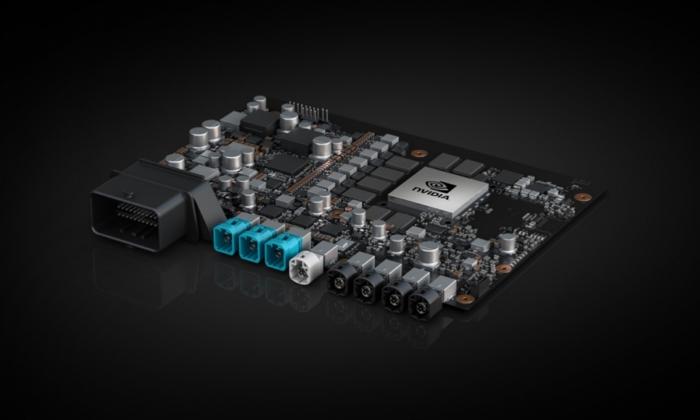 Nvidia Xavier es un potente procesador para automóviles totalmente autónomos.