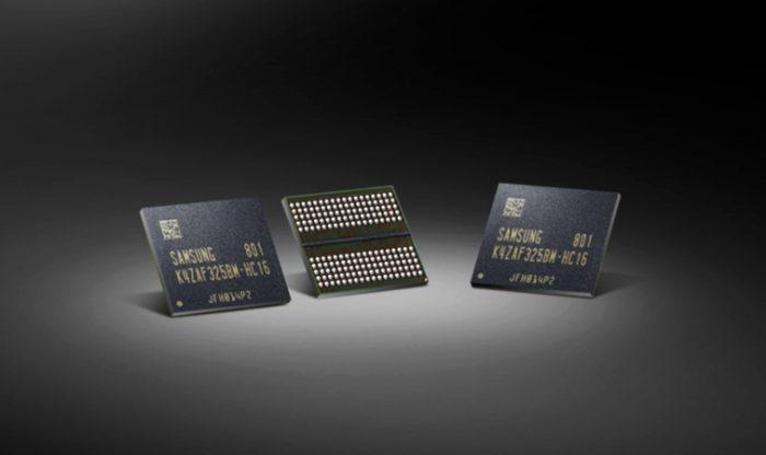 Samsung - GDDR6