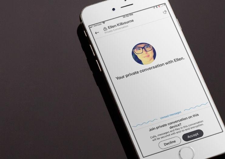 Skype testa criptografia ponta a ponta usada no WhatsApp e afins