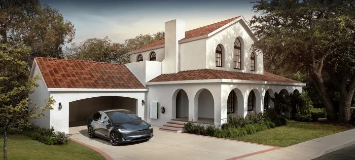 Tesla comienza a fabricar paneles solares en forma de teja