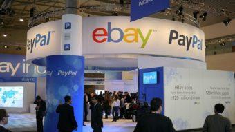 eBay vai deixar de usar PayPal como principal forma de pagamento