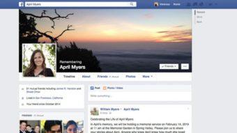 O que fazer com o Facebook de alguém que faleceu