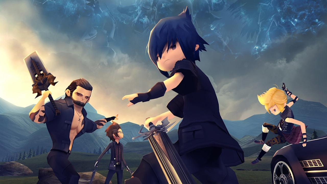 Final Fantasy XV: Pocket Edition é lançado para iOS e Android - Tecnoblog