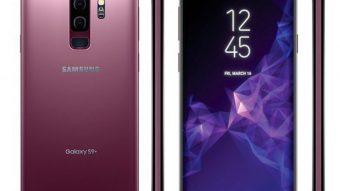 Qual a diferença entre o Galaxy S8 e o Galaxy S9?