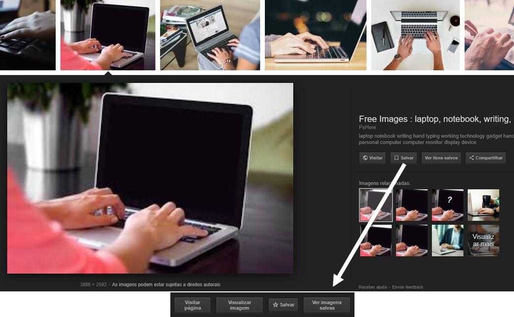 Google remove a opção que permite ver imagens no seu buscador
