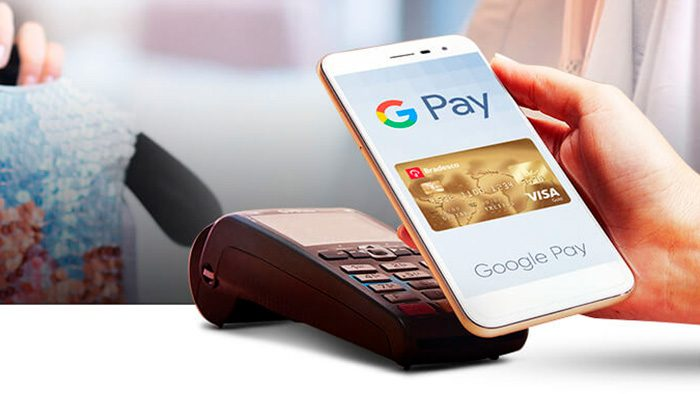 Google Pay Bradesco