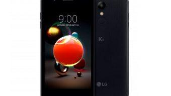 Estas são as versões 2018 do LG K8 e do LG K10