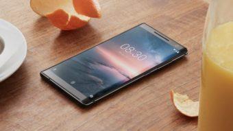 Novos smartphones Nokia rodam versão pura do Android para atualizações rápidas