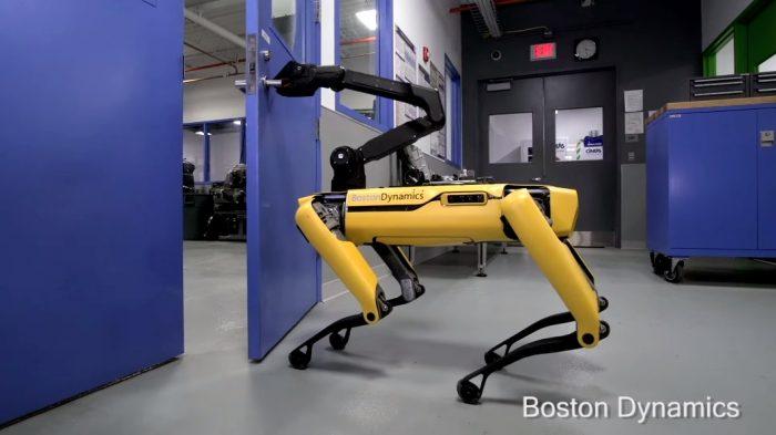 Spot, da Boston Dynamics