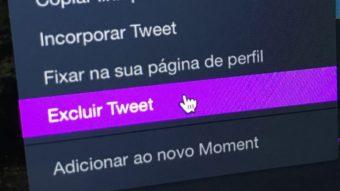 Tweet delete: 4 formas de apagar todos os seus tweets de uma vez só
