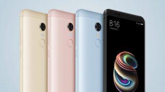Xiaomi expande Android 9 Pie para Redmi Note 5, Redmi 6 Pro e mais celulares