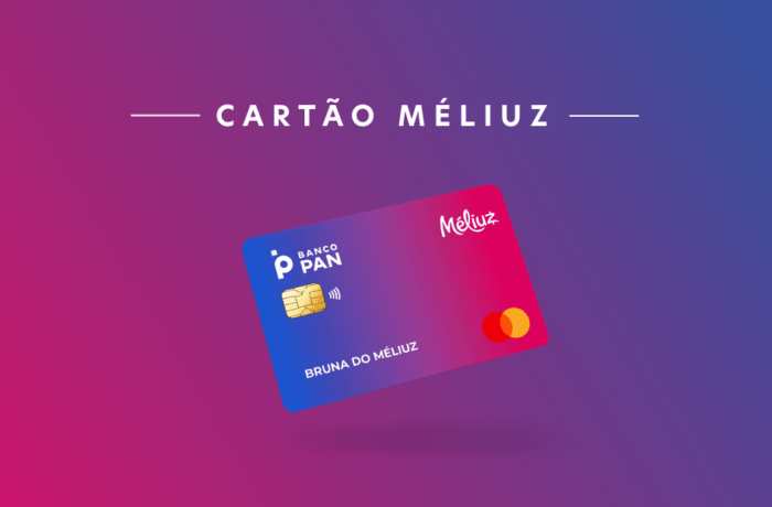 Cartão de crédito do Méliuz (Imagem: Divulgação/Méliuz)