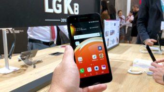LG K8 e K10 (2018): os básicos da LG voltam quase do mesmo jeito