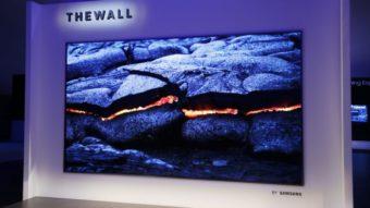 O que é microLED, a próxima grande tecnologia de telas