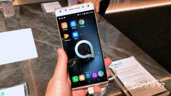 Alcatel 1x, 3, 3x, 3v e 5: os smartphones modestos com telas 18:9