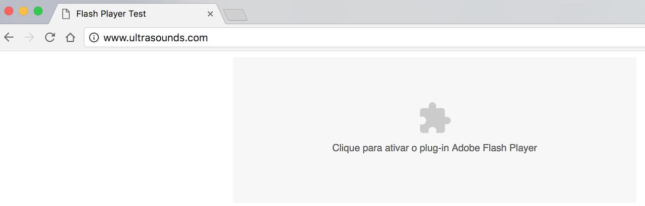 Como ativar ou atualizar o Adobe Flash Player no Google Chrome
