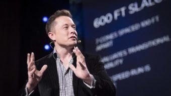 Elon Musk critica Facebook, dono do WhatsApp, e promove Signal