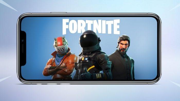 Fortnite é liberado para todos no iOS –