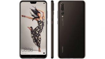 Huawei P20 Pro virá com entalhe na tela e câmera tripla