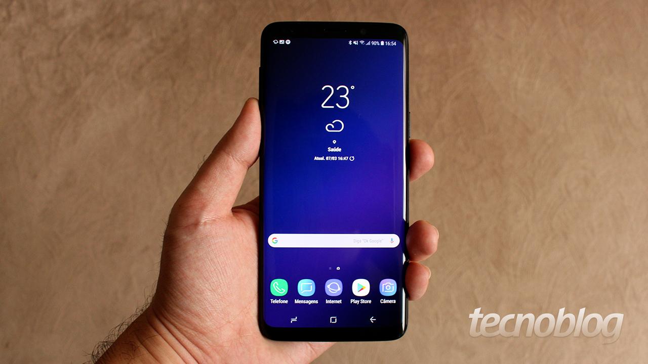 7fc9746b9f Review Samsung Galaxy S9: uma evolução menor [análise/vídeo] - Tecnoblog