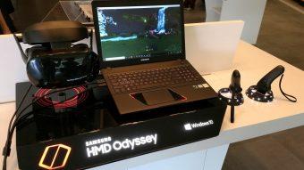 Samsung lança laptop para gamers e headset de realidade mista no Brasil