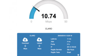 Brasil Banda Larga: como medir a velocidade da internet