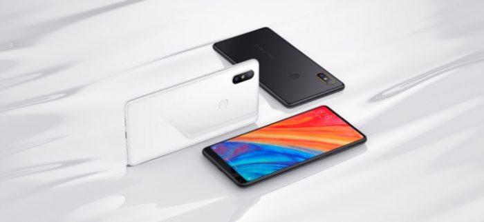Mi Mix 2S, um dos smartphones mais recentes da Xiaomi