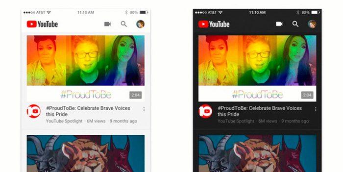YouTube ganha tema escuro nos apps móveis – Tecnoblog